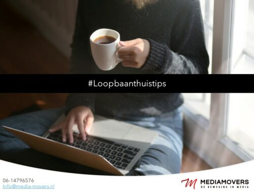 #Loopbaanthuistips